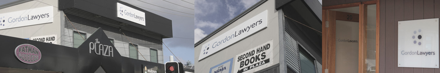 gordon lawyers merimbula office